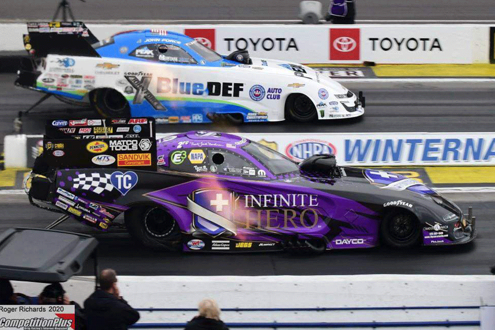 Beckman Takes First Winternationals Title, Wins Back-To-Back At Pomona