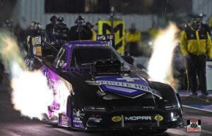 DSR NHRA St. Louis Qualifying Report