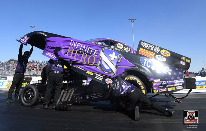 You are currently viewing DSR NHRA Midwest Nationals Post-Race Recap