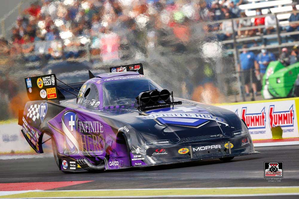 DSR NHRA Vegas Pre-Race Report