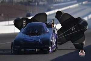 DSR NHRA Las Vegas Qualifying Report
